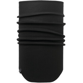 Buff Windproof Neckwarmer solid black